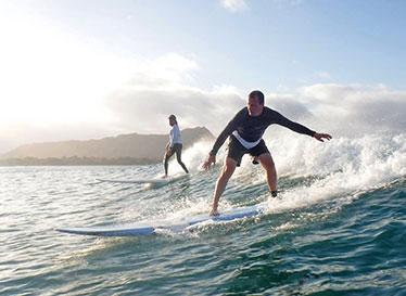 Ty Gurney Surf School Custom Surf Video